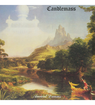 Candlemass - Ancient Dreams (2xLP, Album, RE, Gat) mesvinyles.fr