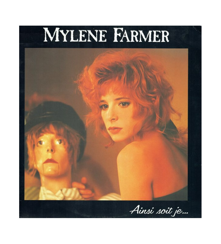 Mylène Farmer - Ainsi Soit Je... (LP, Album, Emb) mesvinyles.fr