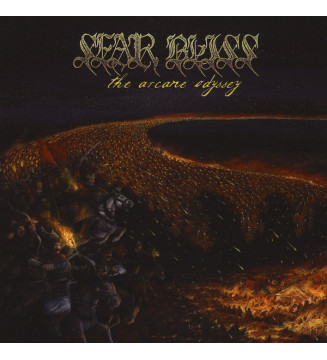 Sear Bliss - The Arcane Odyssey (LP, Album, Ltd) mesvinyles.fr