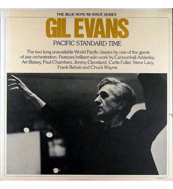 Gil Evans ‎– Pacific Standard Time mesvinyles.fr