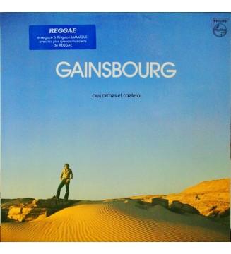 Gainsbourg – Aux Armes Et Cætera mesvinyles.fr