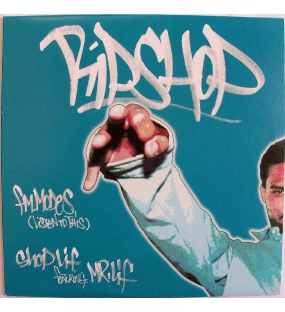 "Ripshop - FM. Modes (Listen To This) / Shoplif (12"") mesvinyles.fr"