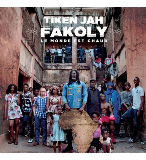 Tiken Jah Fakoly - Le Monde Est Chaud (LP, Album) mesvinyles.fr