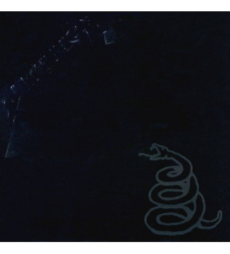 Metallica - Metallica (2xLP, RE, RM, Album) mesvinyles.fr