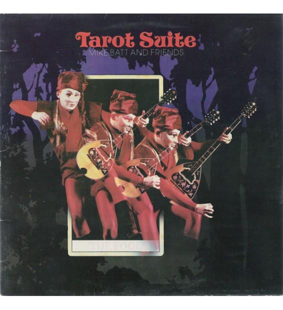 Mike Batt And Friends - Tarot Suite (LP, Album, Gat) mesvinyles.fr