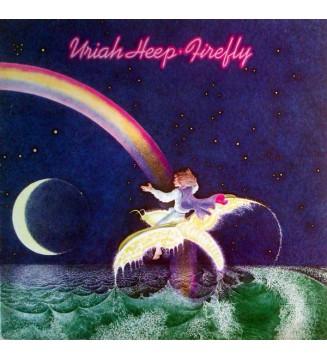Uriah Heep - Firefly (LP, Album, Gat) mesvinyles.fr