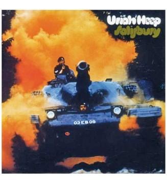 Uriah Heep - Salisbury (LP, Album, RE, Gat) mesvinyles.fr