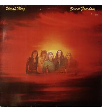 Uriah Heep - Sweet Freedom (LP, Album, RE) mesvinyles.fr