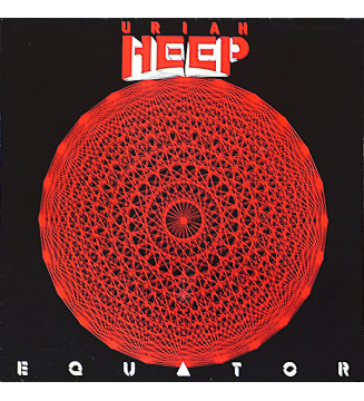 Uriah Heep - Equator (LP, Album) mesvinyles.fr