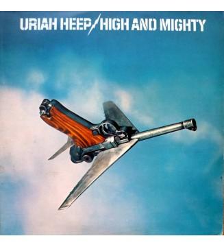 Uriah Heep - High And Mighty (LP, Album) mesvinyles.fr