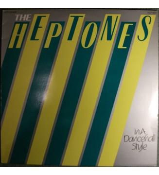 The Heptones - In A Dancehall Style (LP, Album) mesvinyles.fr