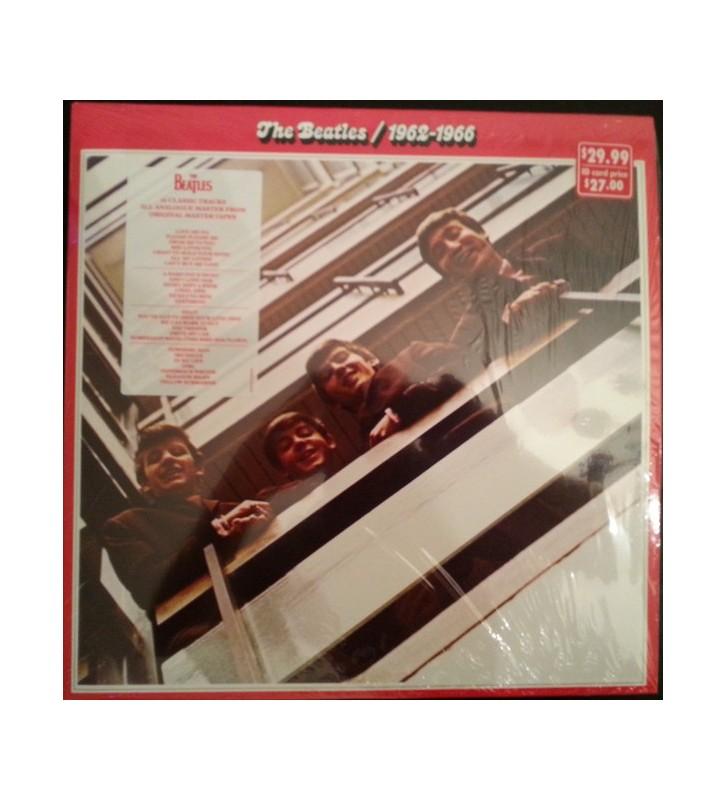 The Beatles - 1962-1966 (2xLP, Comp, RE) mesvinyles.fr
