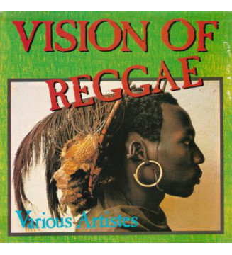 Various - Vision Of Reggae (LP, Comp) mesvinyles.fr