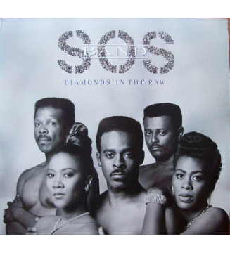 S.O.S. Band* - Diamonds In The Raw (LP, Album) mesvinyles.fr