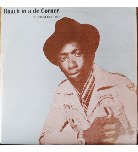 Errol Scorcher - Roach In A De Corner (LP, Album, RE)