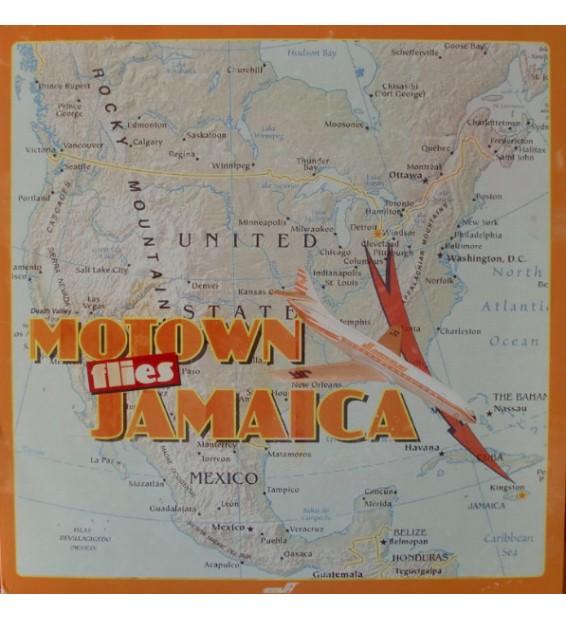 Various - Motown Flies Jamaica (LP, Comp, Unofficial) mesvinyles.fr