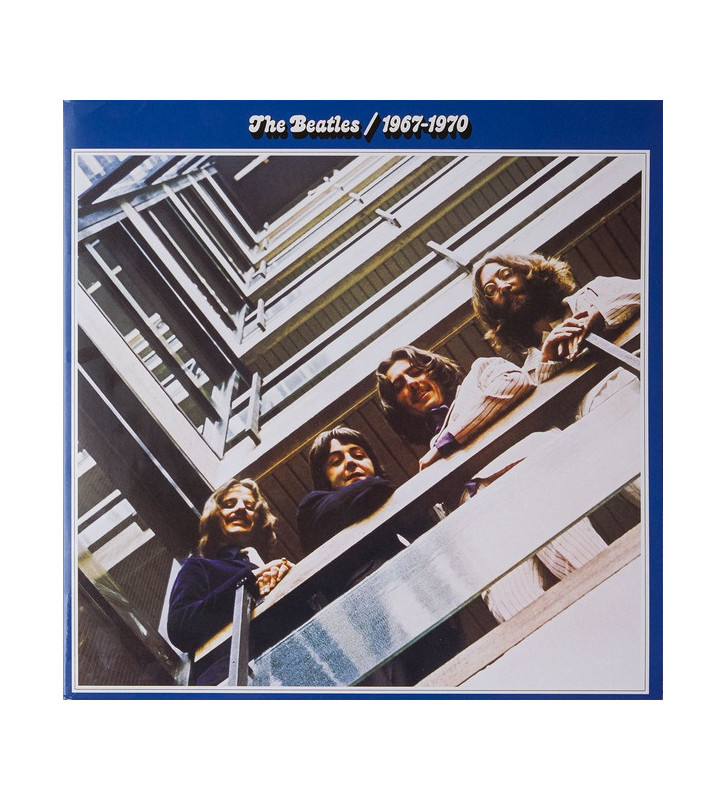 The Beatles - 1967-1970 (2xLP, Comp, RE) mesvinyles.fr