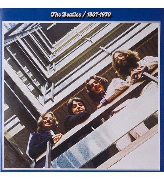 The Beatles - 1967-1970 (2xLP, Comp, RE)