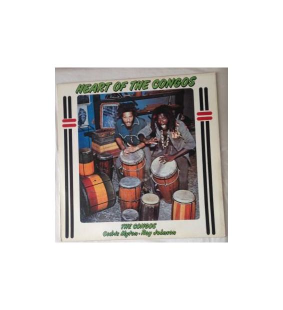 The Congos - Heart Of The Congos (LP) mesvinyles.fr
