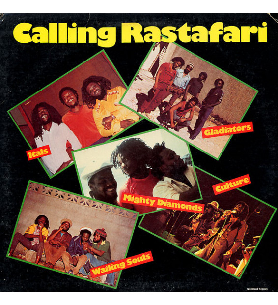 Various - Calling Rastafari (LP, Comp)