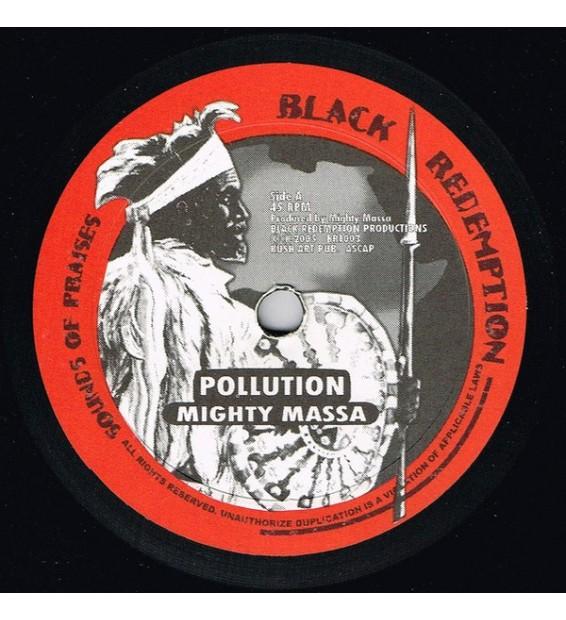 "Mighty Massa - Pollution / Confusion (10"") mesvinyles.fr"
