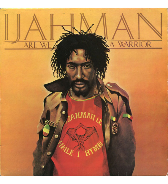 Ijahman* - Are We A Warrior (LP, Album) mesvinyles.fr