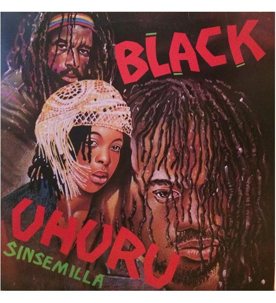 Black Uhuru - Sinsemilla (LP, Album) mesvinyles.fr