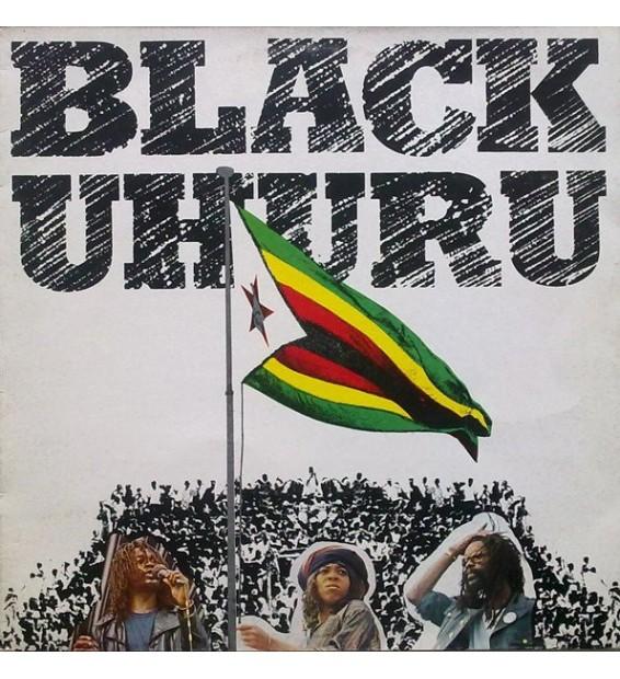 Black Uhuru - Black Uhuru (LP, Album, RE) mesvinyles.fr