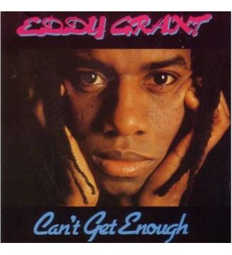 Eddy Grant - Can't Get Enough (LP, Album) mesvinyles.fr