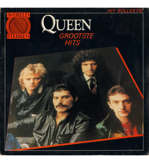 Queen - Grootste Hits (LP, Comp, RE) mesvinyles.fr