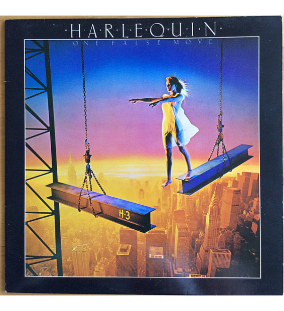 Harlequin (3) - One False Move (LP, Album) mesvinyles.fr