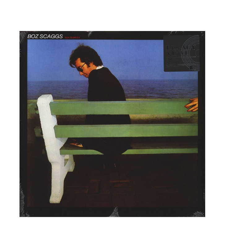 Boz Scaggs - Silk Degrees (LP, Album, RE) mesvinyles.fr