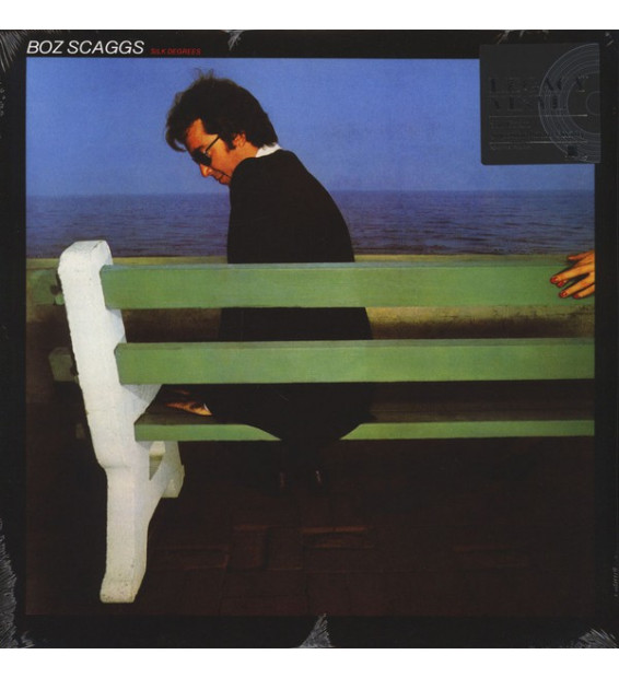 Boz Scaggs - Silk Degrees (LP, Album, RE)