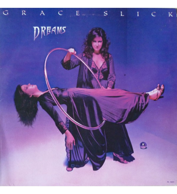 Grace Slick - Dreams (LP, Album)