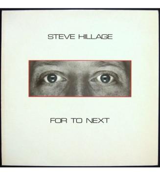 Steve Hillage - For To Next (LP, Album) mesvinyles.fr