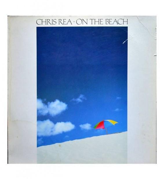 Chris Rea - On The Beach (LP, Album) mesvinyles.fr