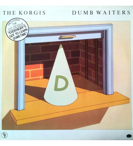 The Korgis - Dumb Waiters (LP, Album)