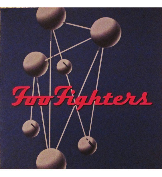 Foo Fighters ‎– The Colour And The Shape mesvinyles.fr