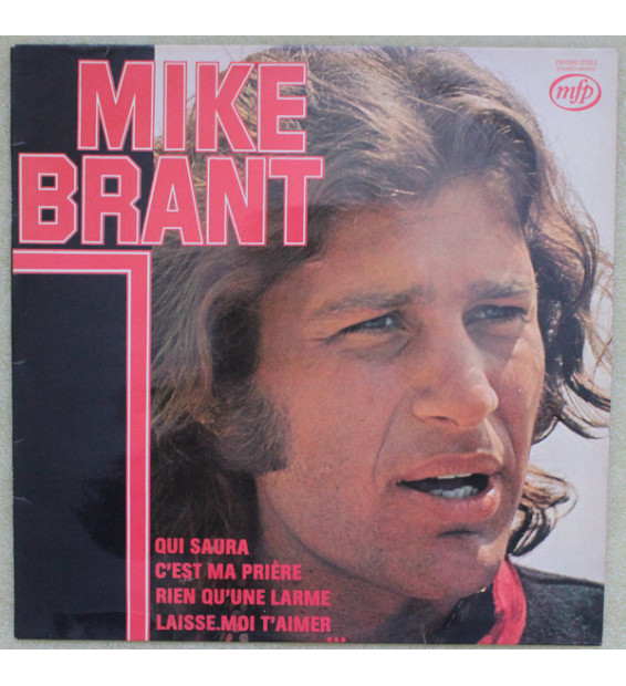 Mike Brant - Mike Brant (LP, Comp, RE) mesvinyles.fr