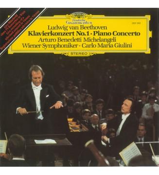 Ludwig Van Beethoven, Arturo Benedetti Michelangeli, Wiener Symphoniker • Carlo Maria Giulini - Klavierkonzert No. 1 • Piano Co