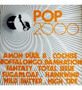 Various - Pop 2000 (LP, Comp) mesvinyles.fr