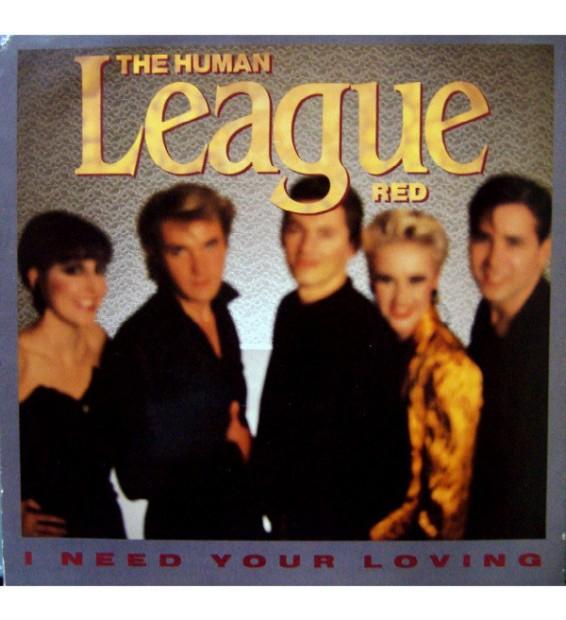 "The Human League - I Need Your Loving (12"", Single) mesvinyles.fr"