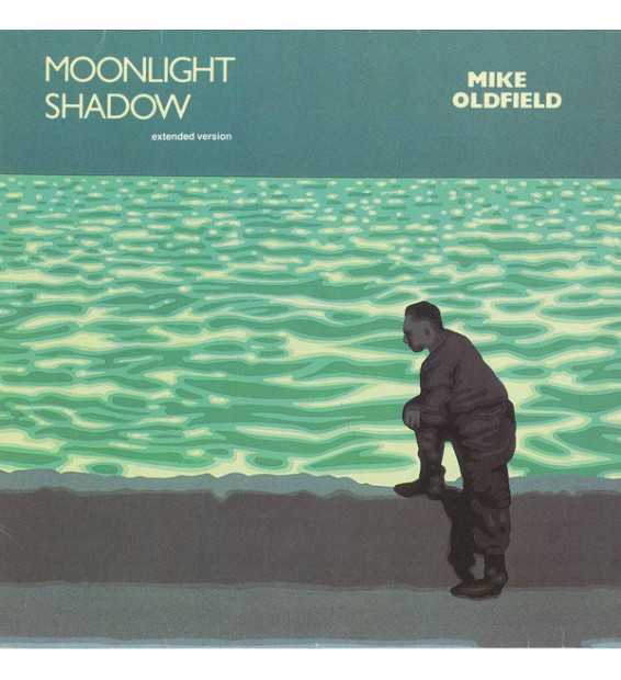 """Mike Oldfield - Moonlight Shadow (Extended Version) (12"""") mesvinyles.fr"""