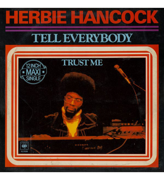 "Herbie Hancock - Tell Everybody (12"", Maxi)"