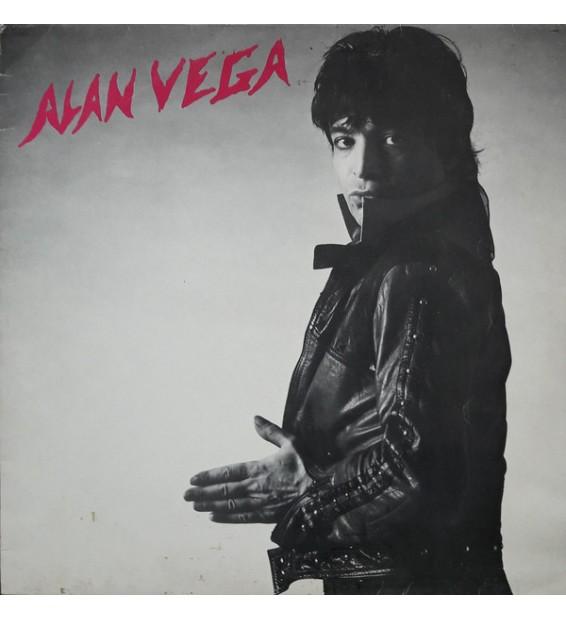 Alan Vega - Alan Vega (LP, Album) mesvinyles.fr