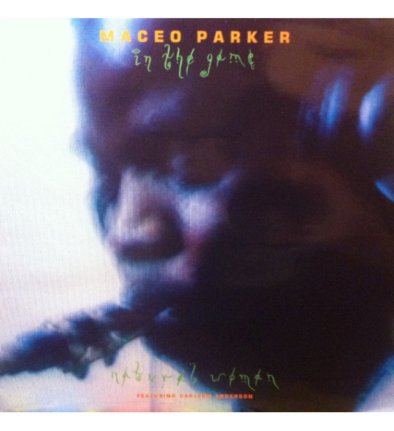 """Maceo Parker - In The Game (12"""") mesvinyles.fr"""