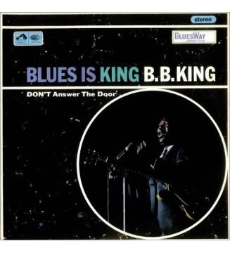 B.B. King - Blues Is King (LP)