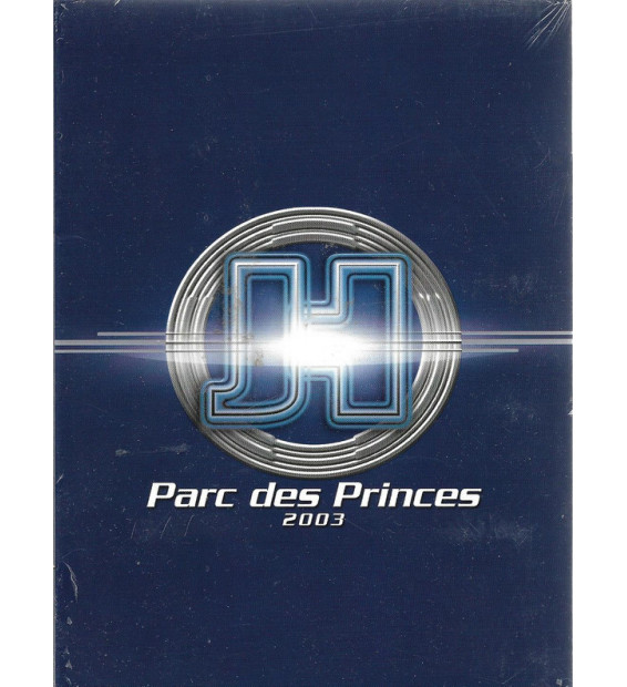 JH* - Parc Des Princes 2003 (CD, Comp, Promo, Lon)