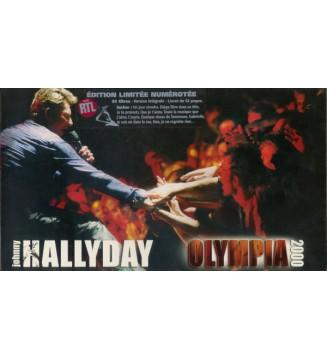Johnny Hallyday - Olympia 2000 (2xCD, Album, Ltd, Num, Box) mesvinyles.fr