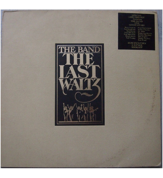 The Band - The Last Waltz (3xLP, Album) mesvinyles.fr